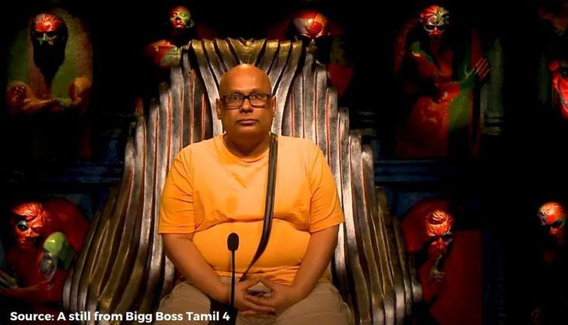 bigg boss 4 tamil written update