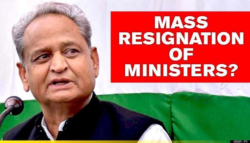 Rajasthan govt crisis