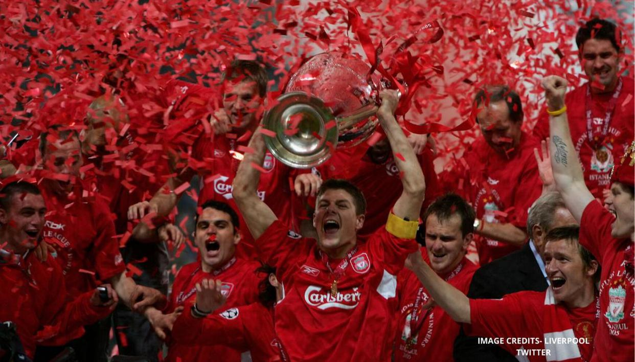 AC Milan vs Liverpool 2005: OTD 15 years ago, the Reds scripted the Miracle of Istanbul - Republic World