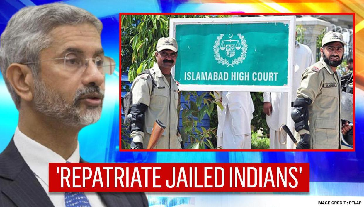 Pakistan illegally detains 4 Indians convicted by military; immediate repatriation sought - Republic World