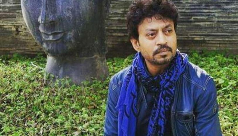 Irrfan Khan's wife, sons snapped during last rites; Kapil, Vishal Bhardwaj also attend