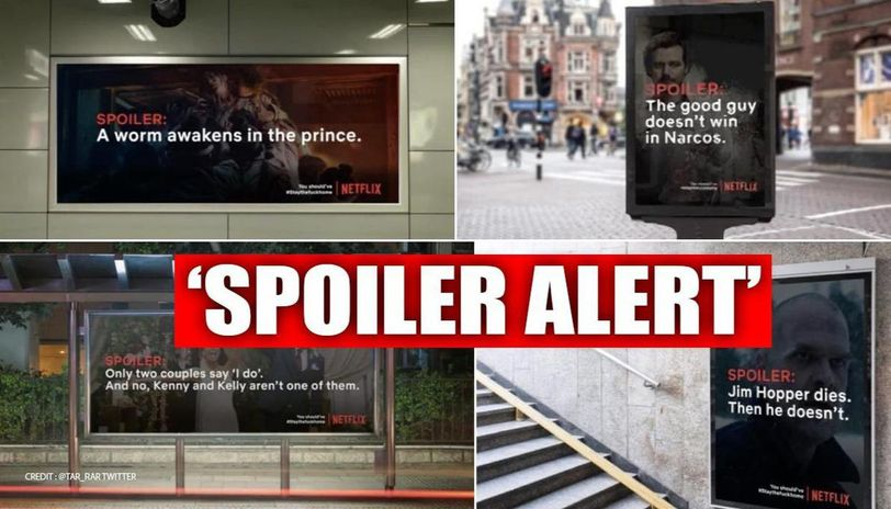 Coronavirus: Netflix shows spoilers bombards city, urges to stay home