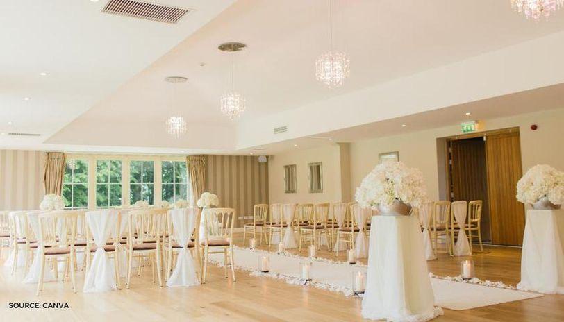 how to decide wedding venue