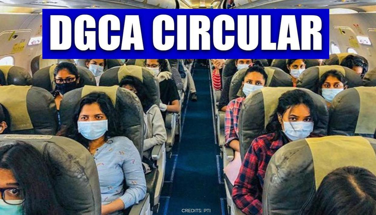 DGCA issues Air Safety circular to airlines for ensuring adherence of inspection procedure - Republic World