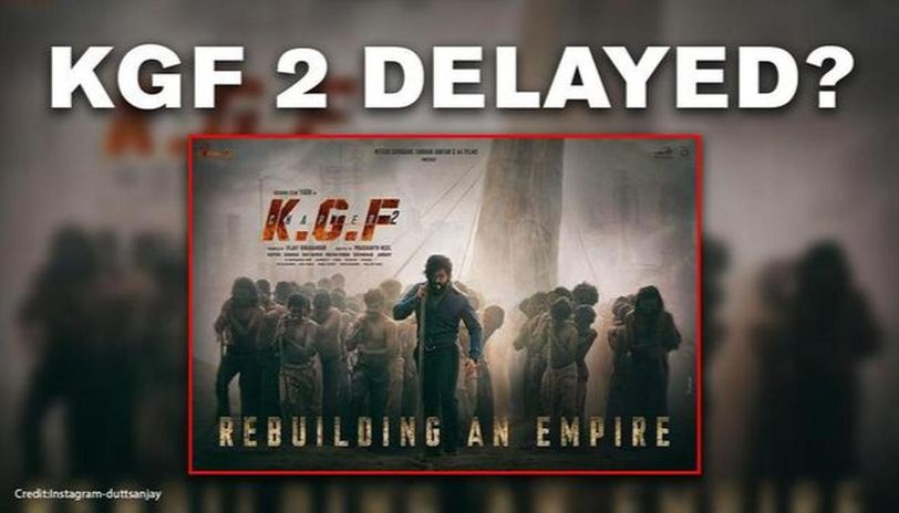 Kgf Chapter 2 To Be Pushed To Next Year Due To Lockdown Makers Of Yash Starrer Answer Republic World