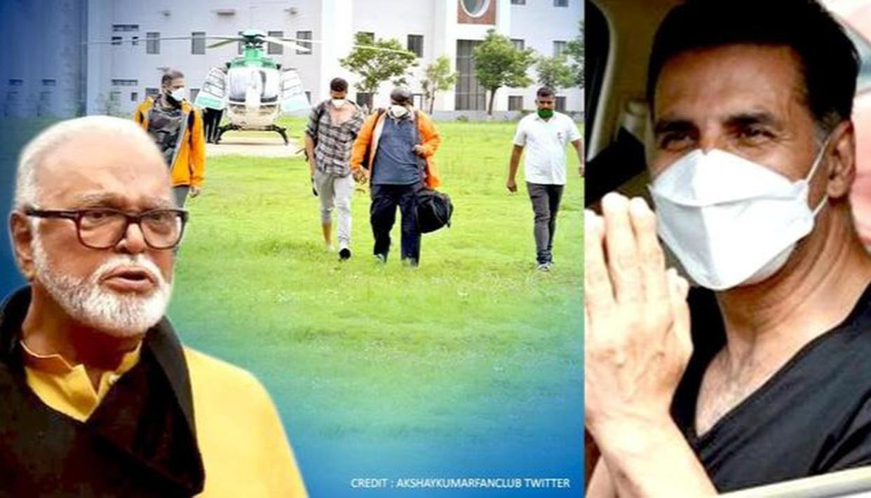 'Who gave permission for Akshay Kumar's chopper?': Probe ordered over actor's Nashik trip - Republic World