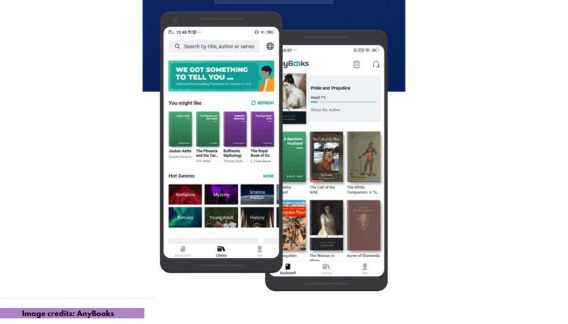 what is the anybooks app