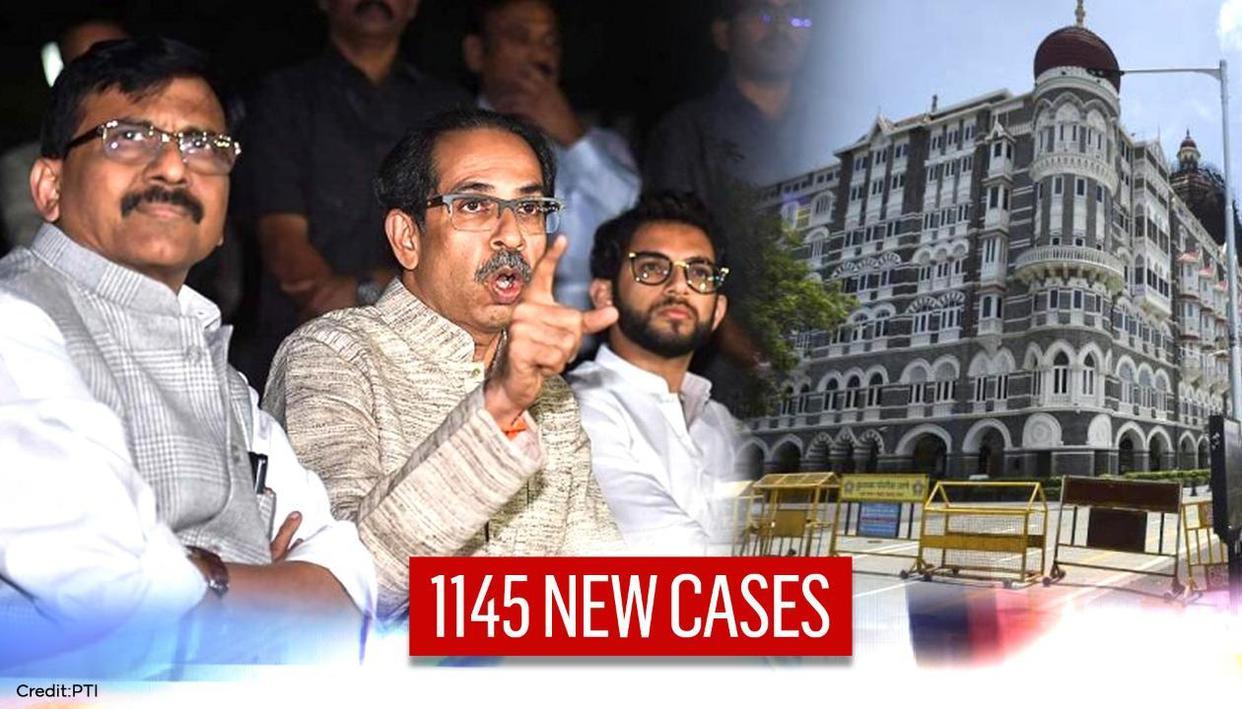 Mumbai's COVID spike continues with 1145 new cases as state's vaccination jabs cross 11 L