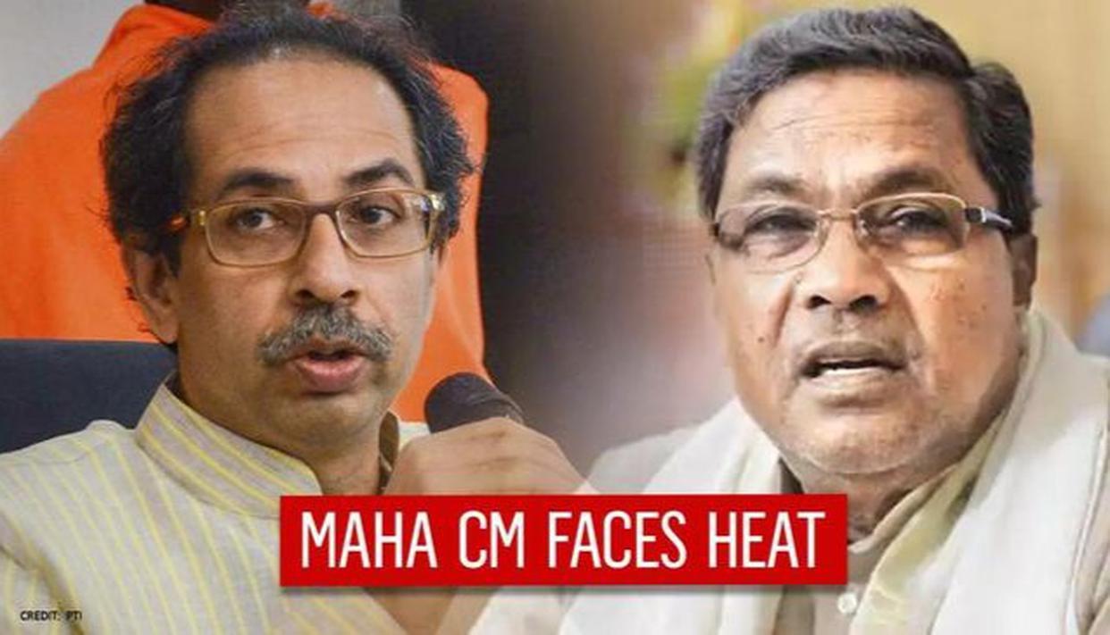 Maharashtra CM faces backlash for Belagavi border remark; Siddaramaiah fumes