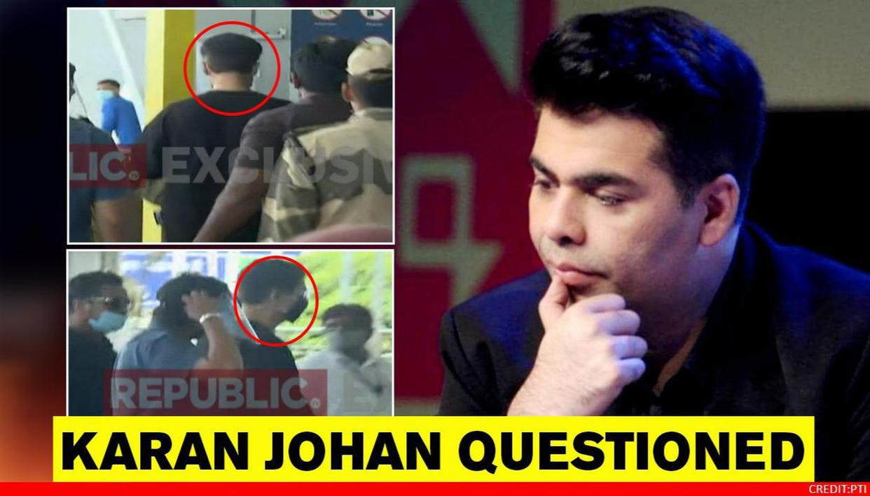 Karan Johar questioned on Bollywood drug nexus at Goa Airport; silent over controversy - Republic World