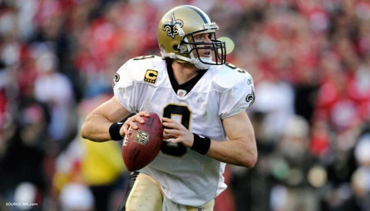 Drew Brees Net Worth 19 Year Long Nfl Career And Contract With Saints