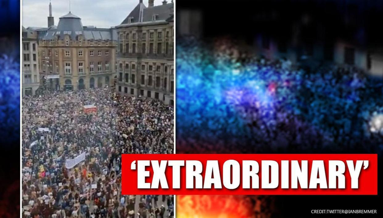 George Floyd protests: Amsterdam witnesses extraordinary turnout, watch video - Republic World