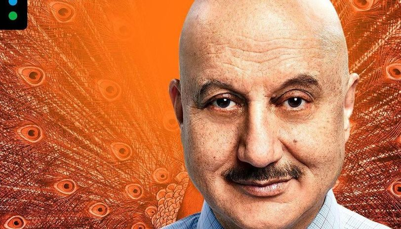 Anupam Kher shares his fondness for glass bangles, says 'there is something so beautiful'