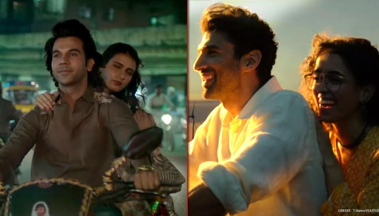 'Aabaad Barbaad' song from 'Ludo' shows lead actors on a ride to find true love - Republic World