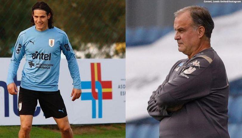 Edinson Cavani Transfer Leeds Make Contact As They Dream Of Cavani Ibrahimovic Duo Republic World