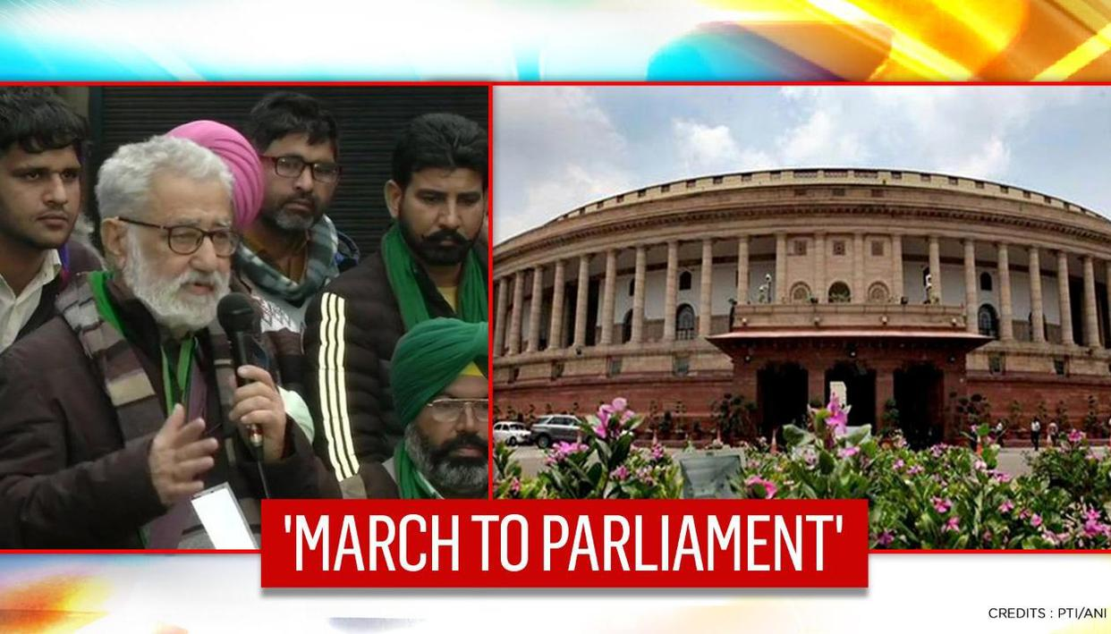 Farmers plan to march to the Parliament on Feb 1, day when FM will present Budget 2021