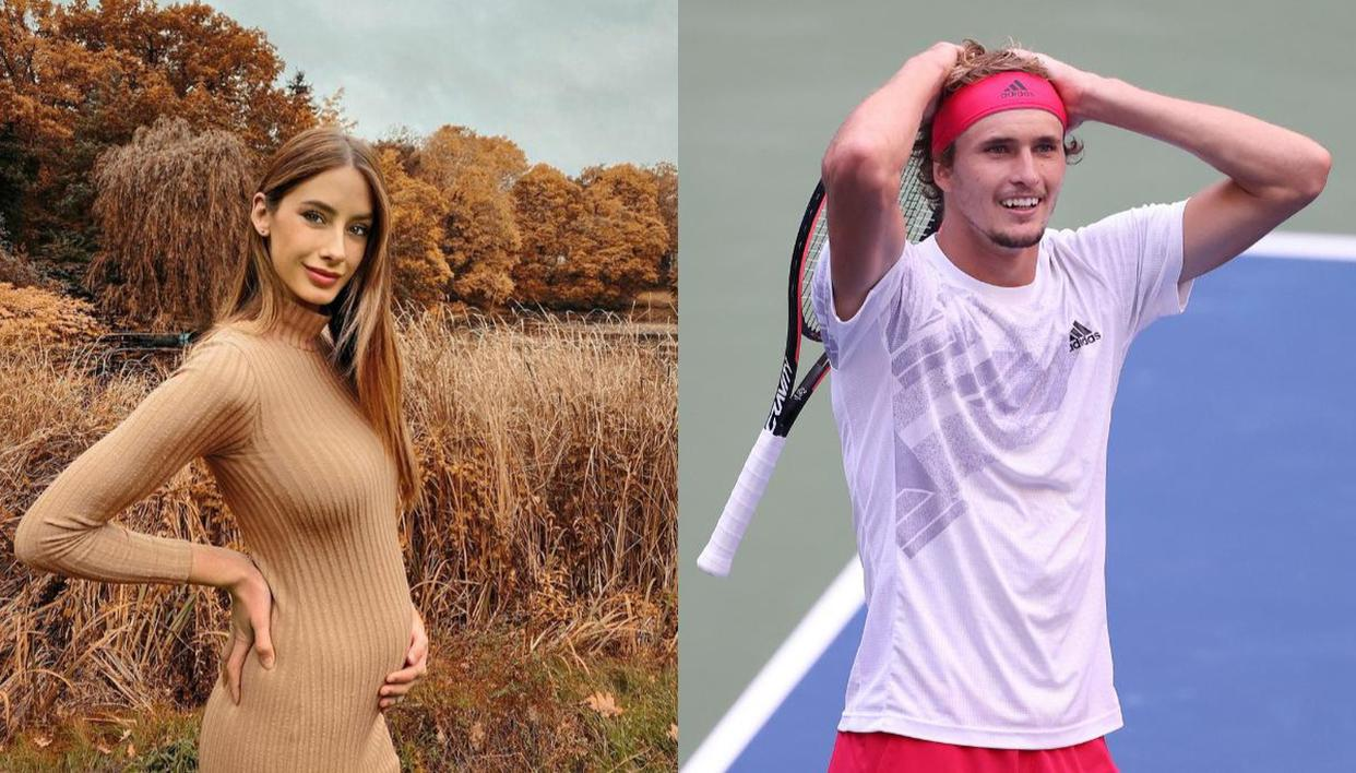 Alexander Zverev confirms he is expecting a child with ex-girlfriend Brenda Patea