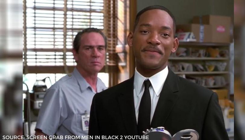 Will Smith S Men In Black 2 Had A Cameo From Michael Jackson Read More Trivia Here