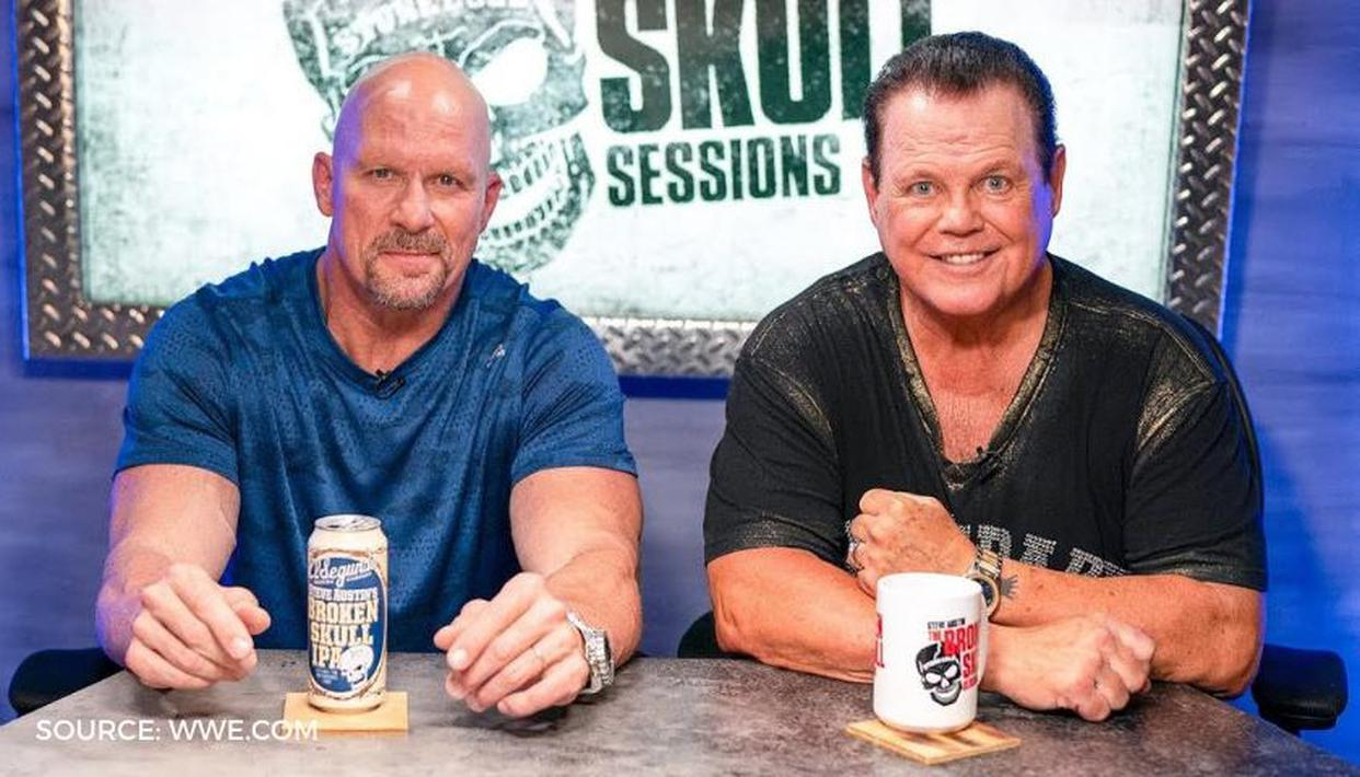 Broken Skull Sessions: Stone Cold to interview Jerry Lawler, episode to air this Sunday - Republic World