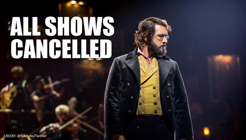 Broadway announces suspension of all shows