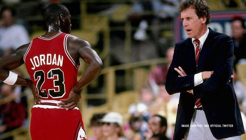 why did doug collins leave the bulls
