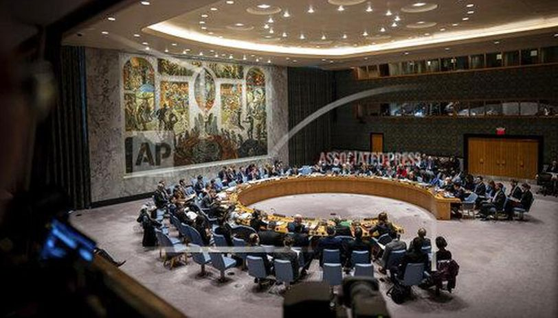 China blocks COVID-19 discussion in UNSC after denying its link with global security