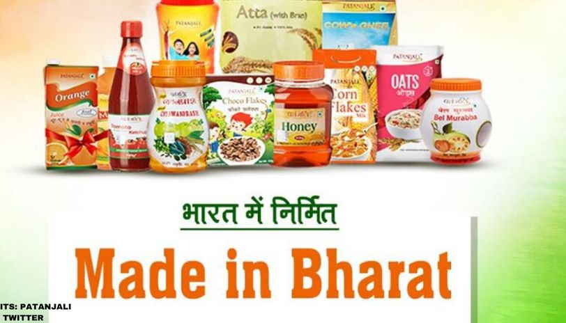 what is the patanjali orderme app