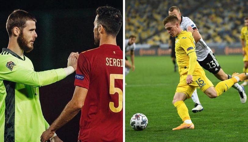 Ukraine vs Spain live stream