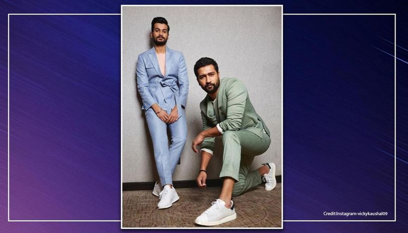 Vicky Kaushal wishes brother Sunny on National Siblings Day with a hilarious meme