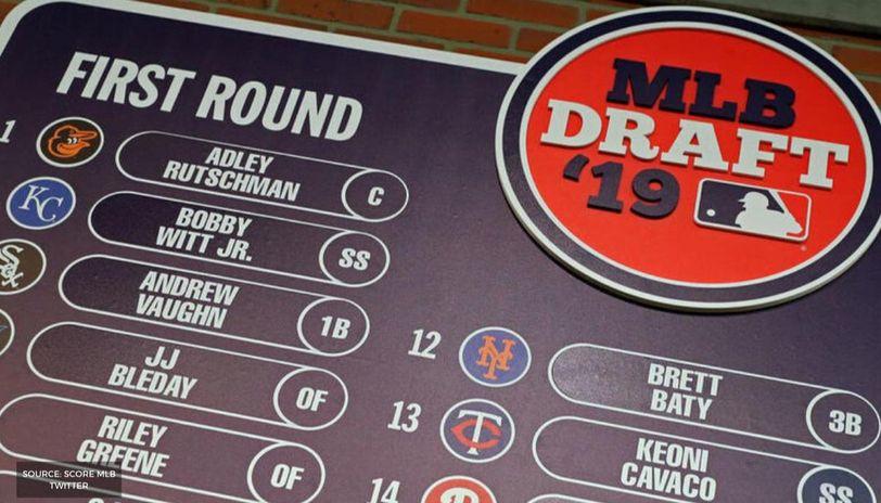 MLB 2020 draft