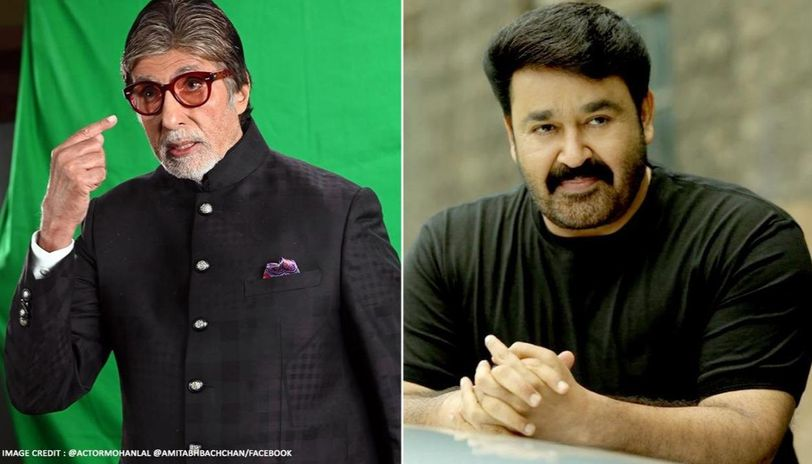 Amitabh Bachchan shares cryptic post after COVID-19 tweet flak; Mohanlal also believed it