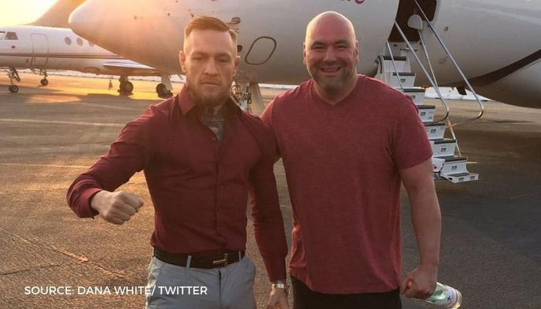 Conor McGregor reveals awkward interaction he had with ...