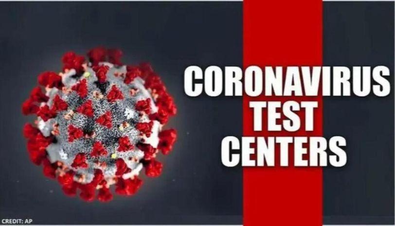 coronavirus testing centers