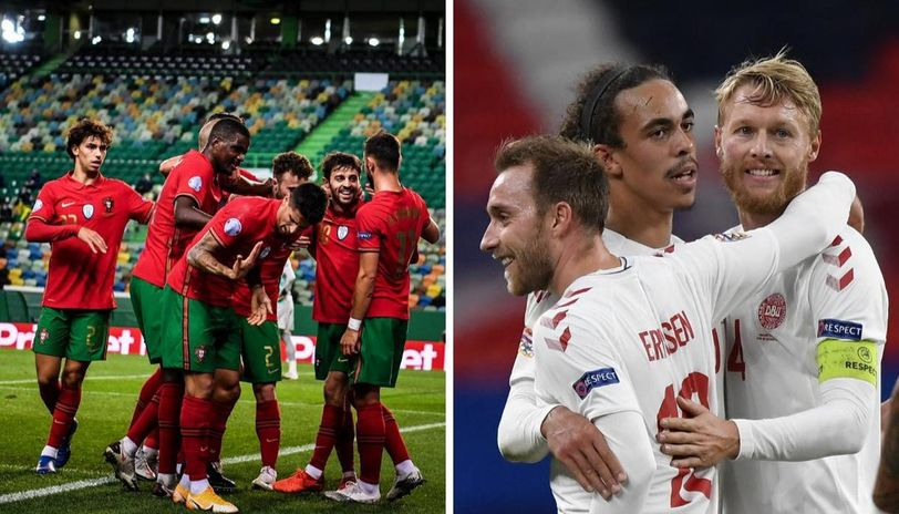 uefa nations league results england suffer shock defeat portugal win without ronaldo uefa nations league results england