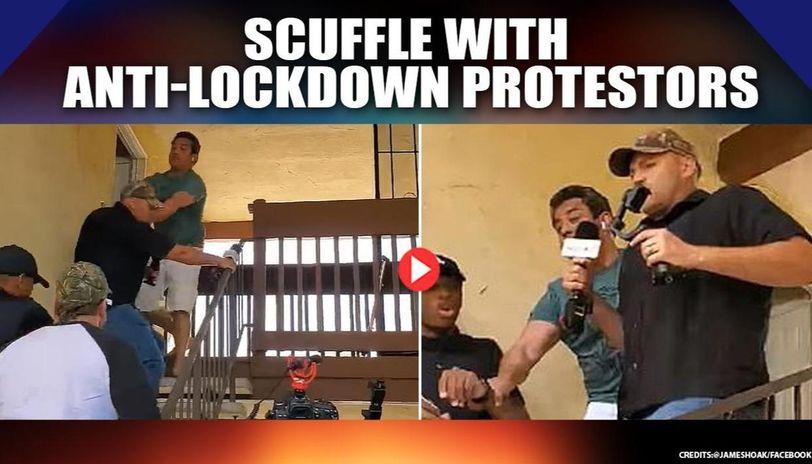 Anti-lockdown
