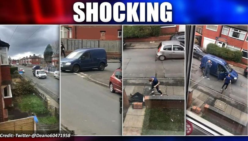 UK: Britain's action-packed justice gets webbed, leaves netizens in splits