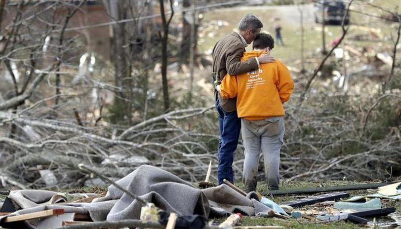 US: Tornadoes rip six southern states on eastern coast, atleast 32 killed