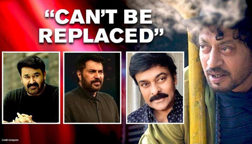 Irrfan Khan passes away: Mammootty, Chiranjeevi, Mohanlal, other stars heartbroken by news