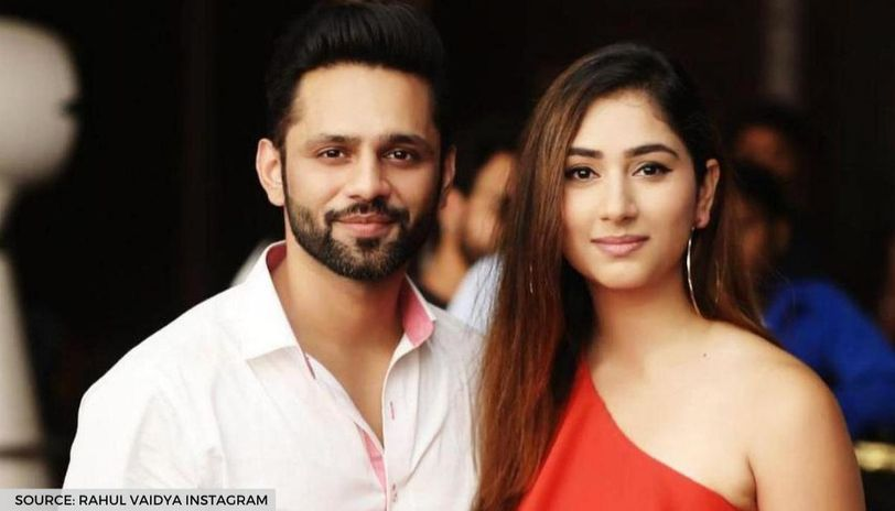 rahul vaidya's proposal
