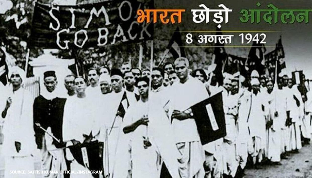 Quit India Movement Day 2020: History, significance and how to celebrate the day - Republic World