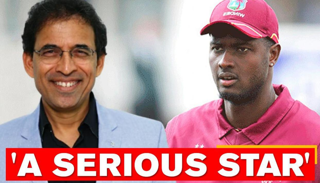 'A serious star': Harsha Bhogle lauds Jason Holder for his six-wicket haul against Eng - Republic World