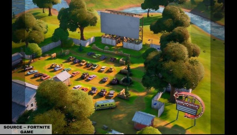 where is risky reels in fortnite