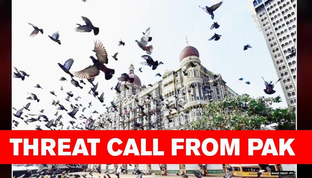 Mumbai's Taj Hotel gets bomb threat from Pakistan's Karachi; Security beefed up - Republic World
