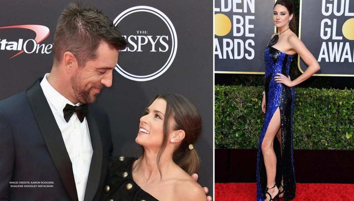 Aaron Rodgers New Girlfriend Is The Packers Qb Dating Shailene Woodley