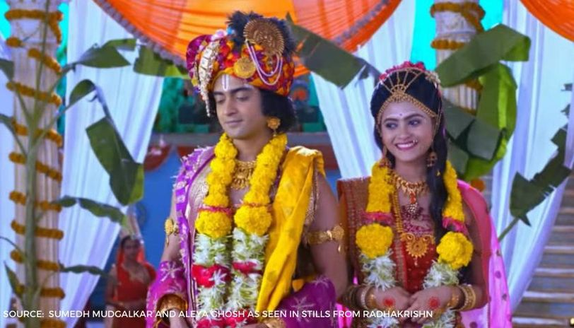 radhakrishn written update