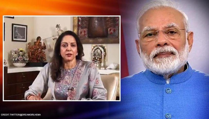Janta Curfew: Hema Malini backs PM Modi's cause in video, assures citizens, 'We will win'