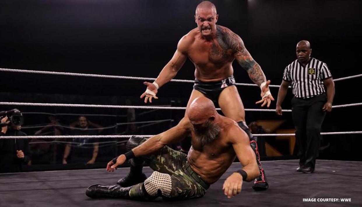 Randy Orton & His Wife Trade Shots At WWE NXT Star Tommaso Ciampa 1
