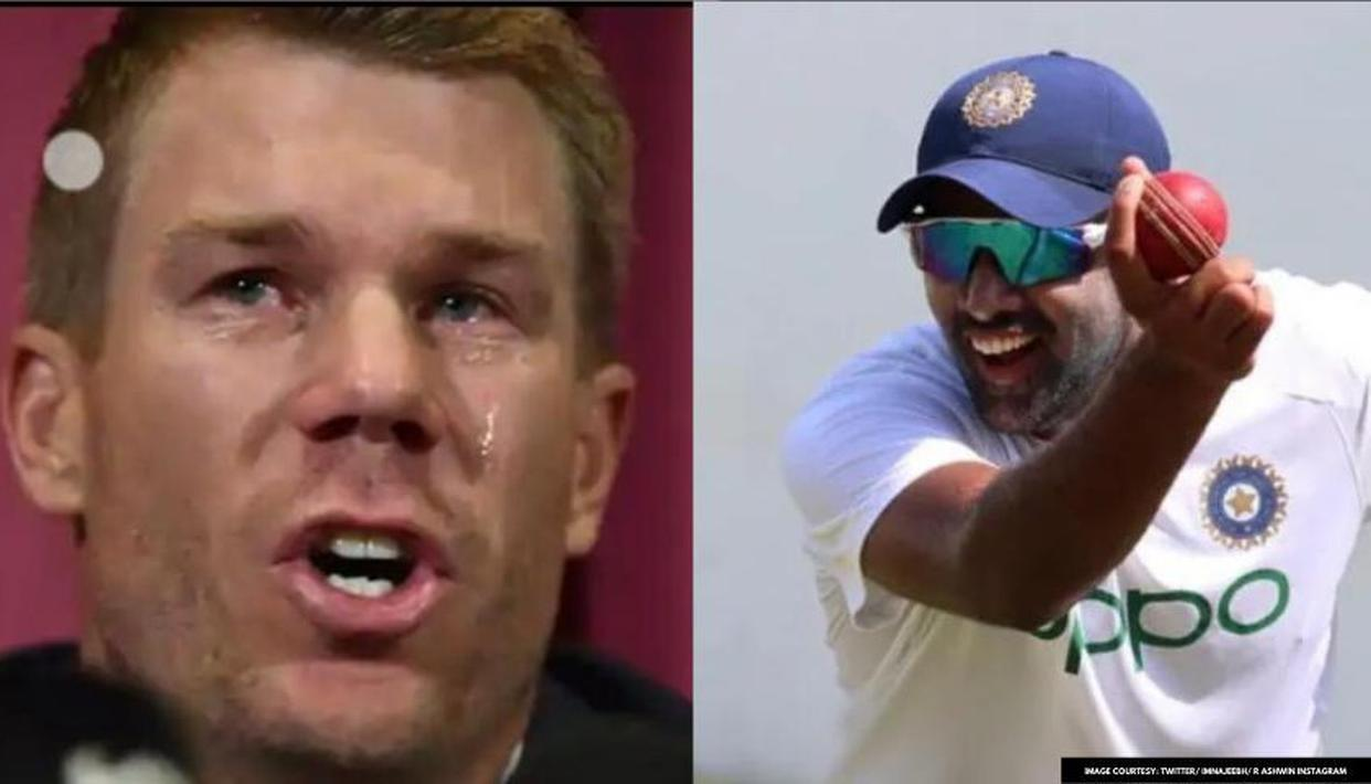 R Ashwin brutally trolls David Warner after TikTok gets banned by Indian government - Republic World