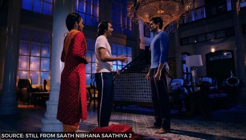 Saath Nibhana Saathiya 2 written update