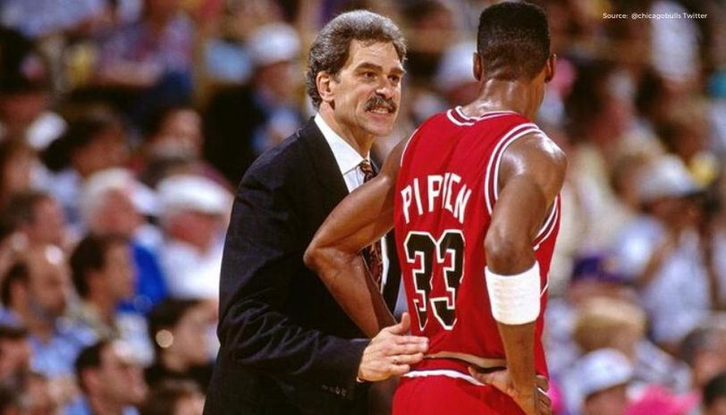 why did phil jackson leave the bulls
